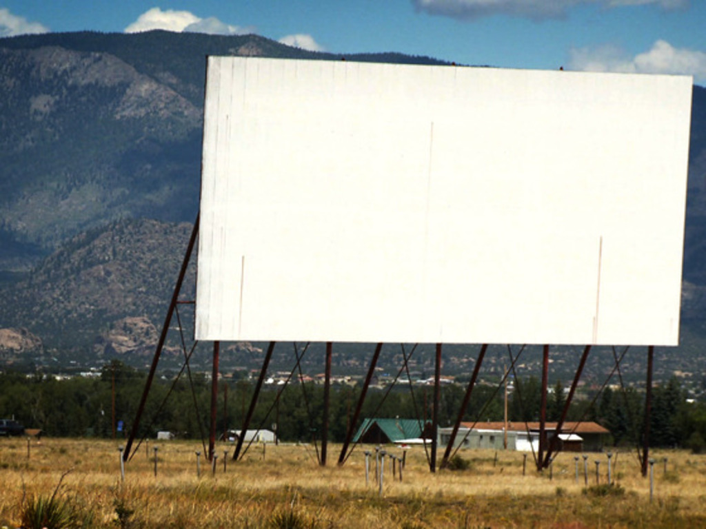 Projector: The Last Outdoor Cinemas of Colorado (Canceled)'s video poster