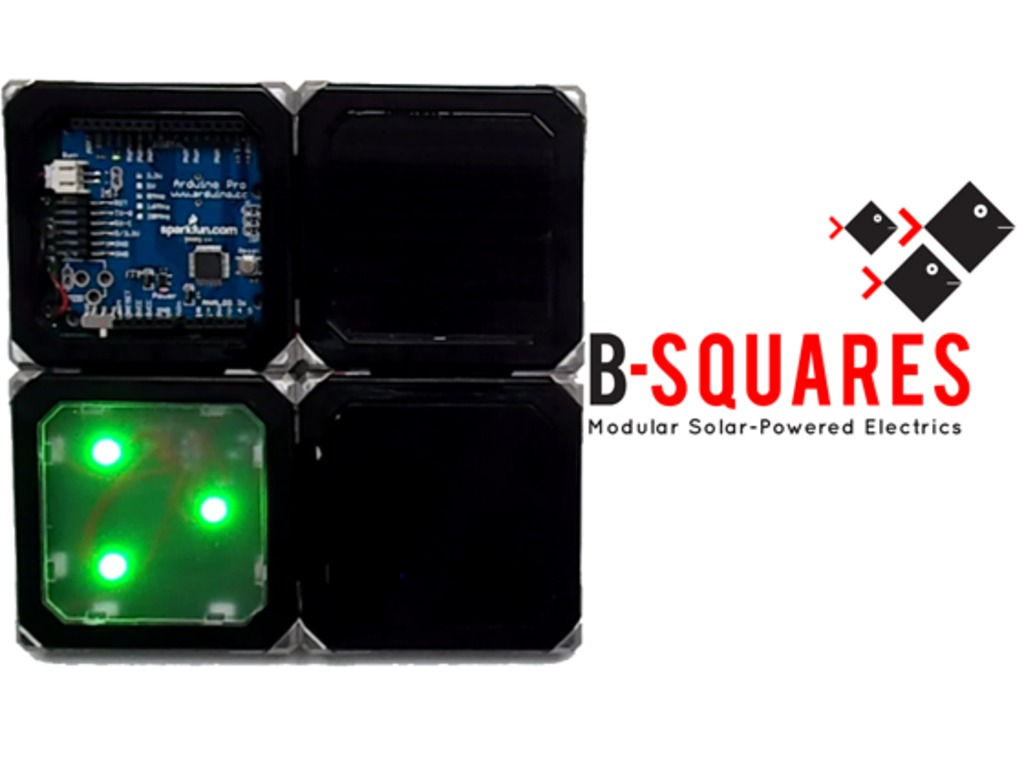 B-Squares:  Modular Solar Powered Electrics.'s video poster