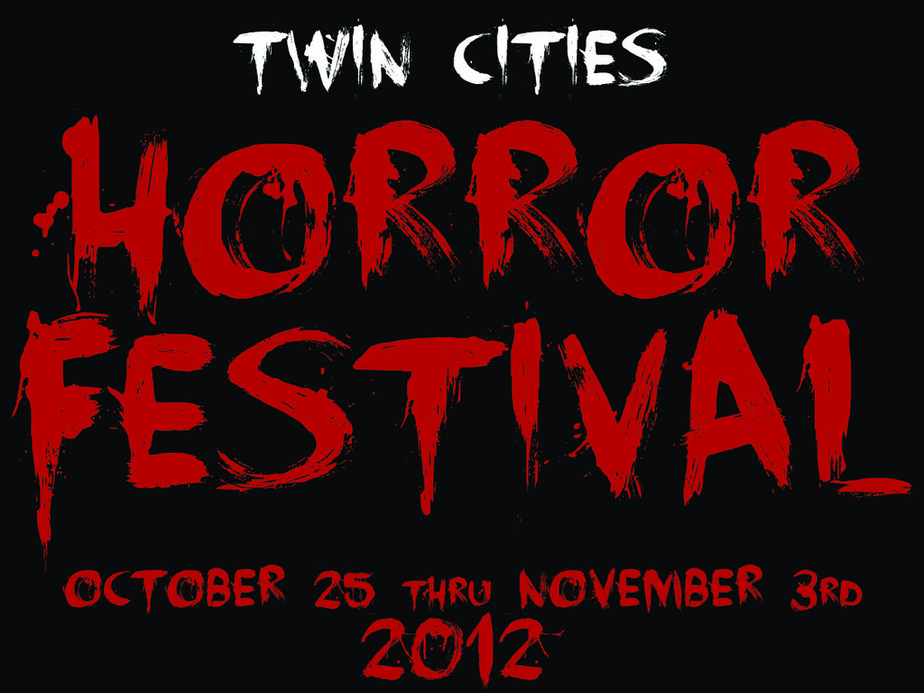 Twin Cities Horror Festival 2012's video poster