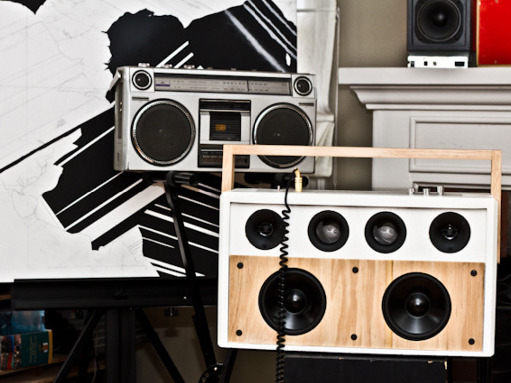 The Jammy! A Funky-Fresh Boombox!'s video poster