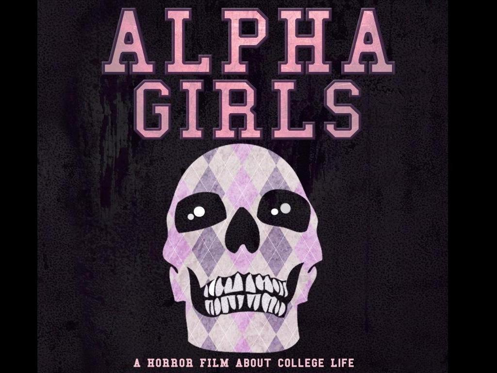 Alpha Girls - the Movie's video poster