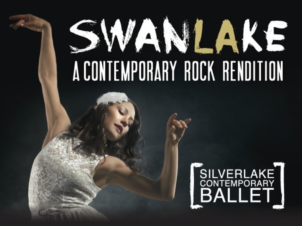Silverlake Contemporary Ballet's Rock Swan Lake's video poster