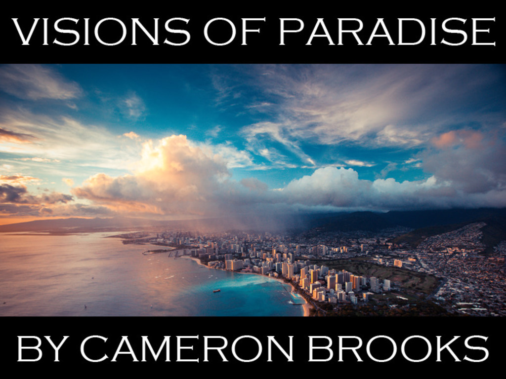 Visions of Paradise's video poster