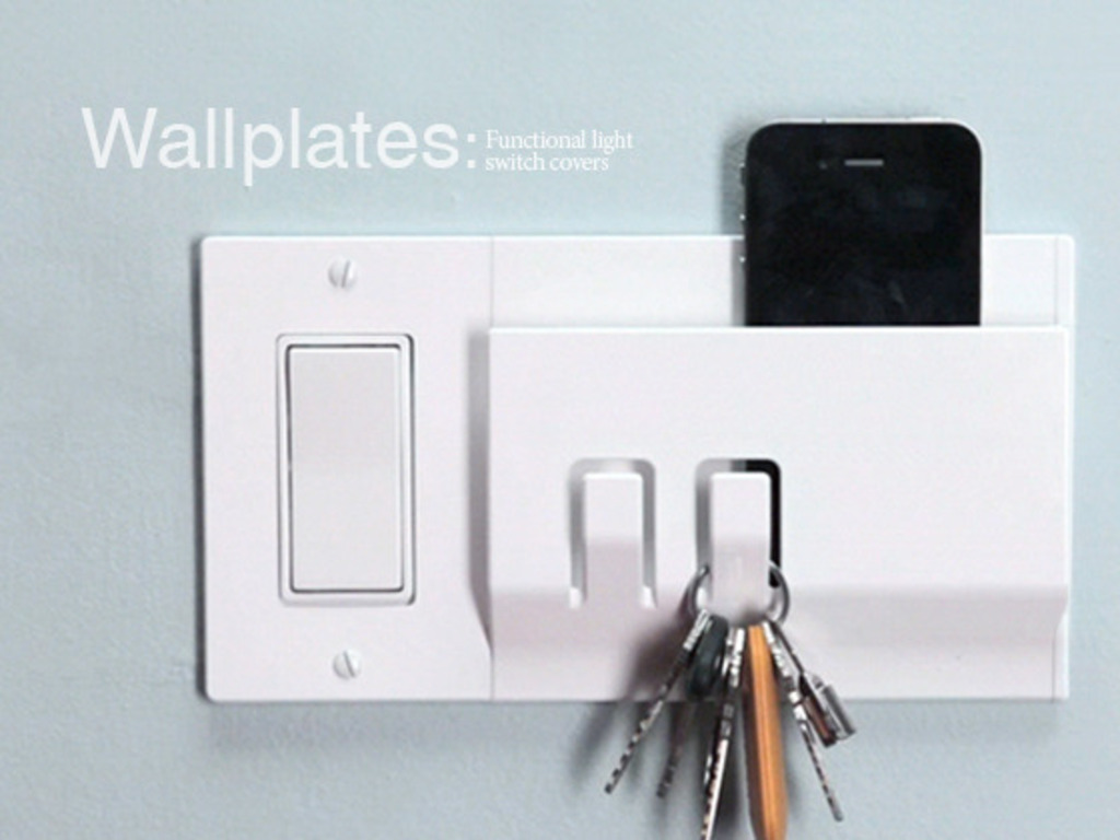 Wallplates: functional light switch covers's video poster