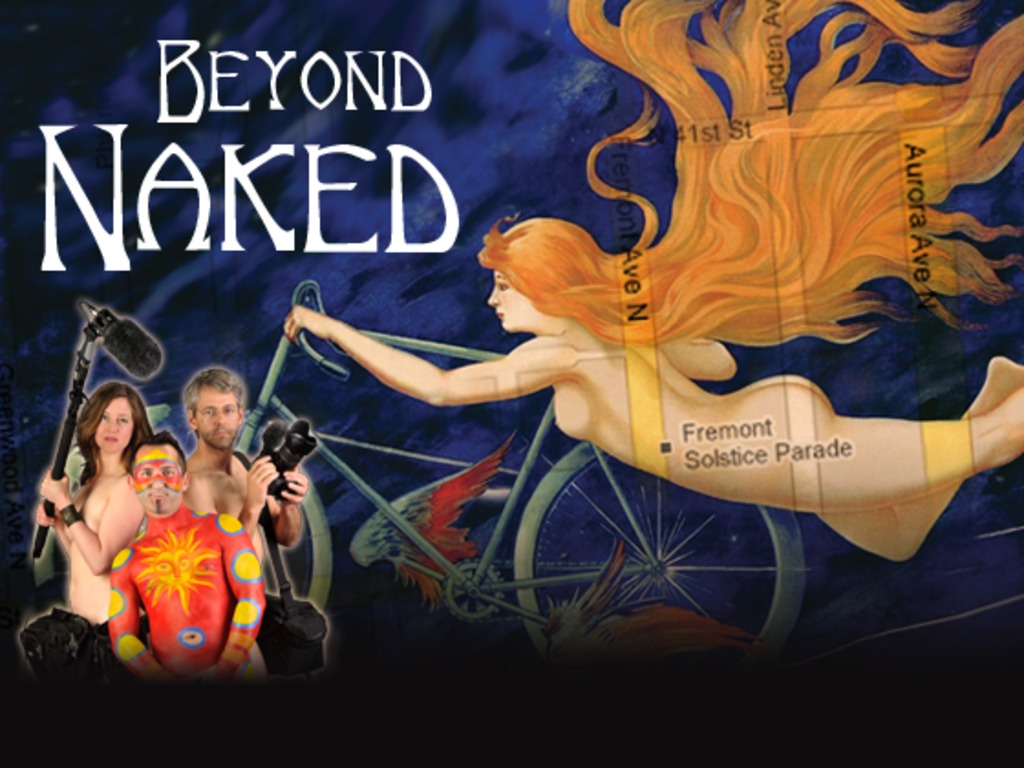 Beyond Naked—a documentary film's video poster