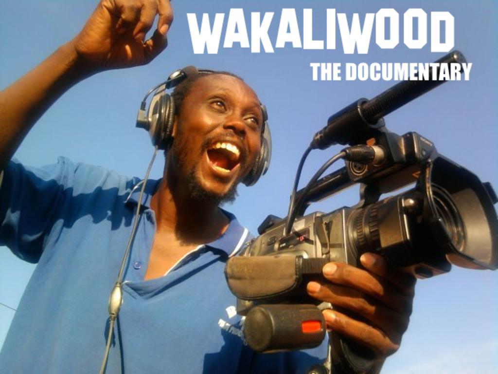Wakaliwood: The Documentary's video poster