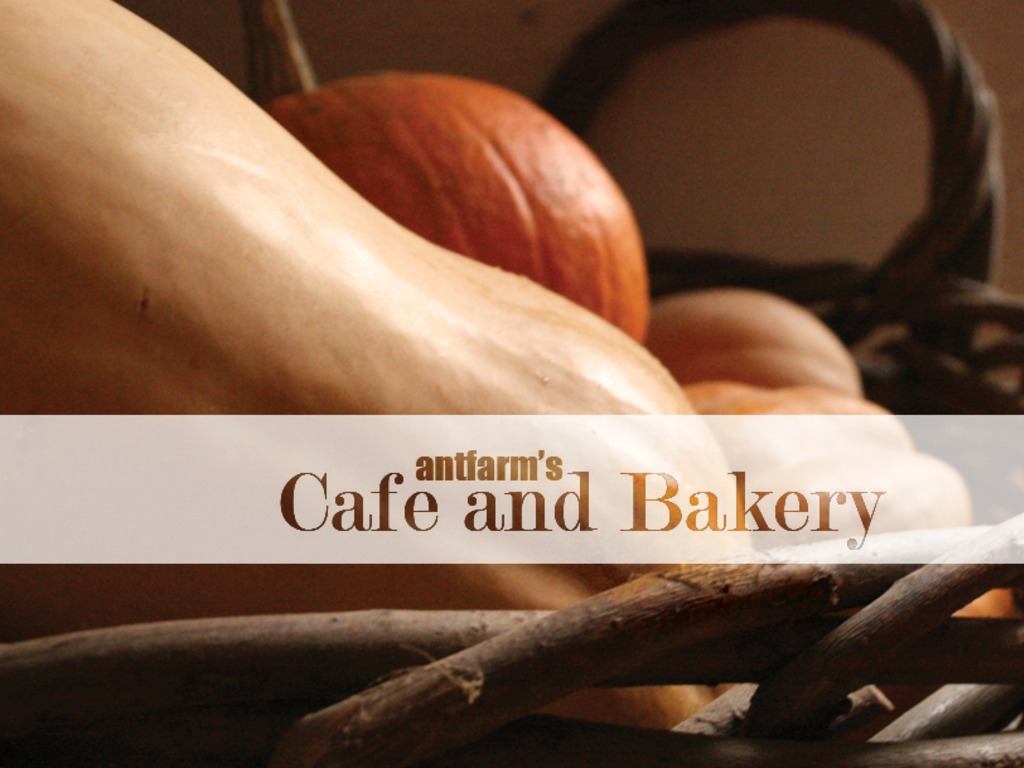 AntFarm Cafe and Bakery, a healthy community choice's video poster