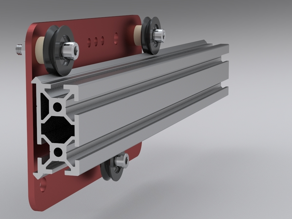 MakerSlide Open Source Linear Bearing System's video poster