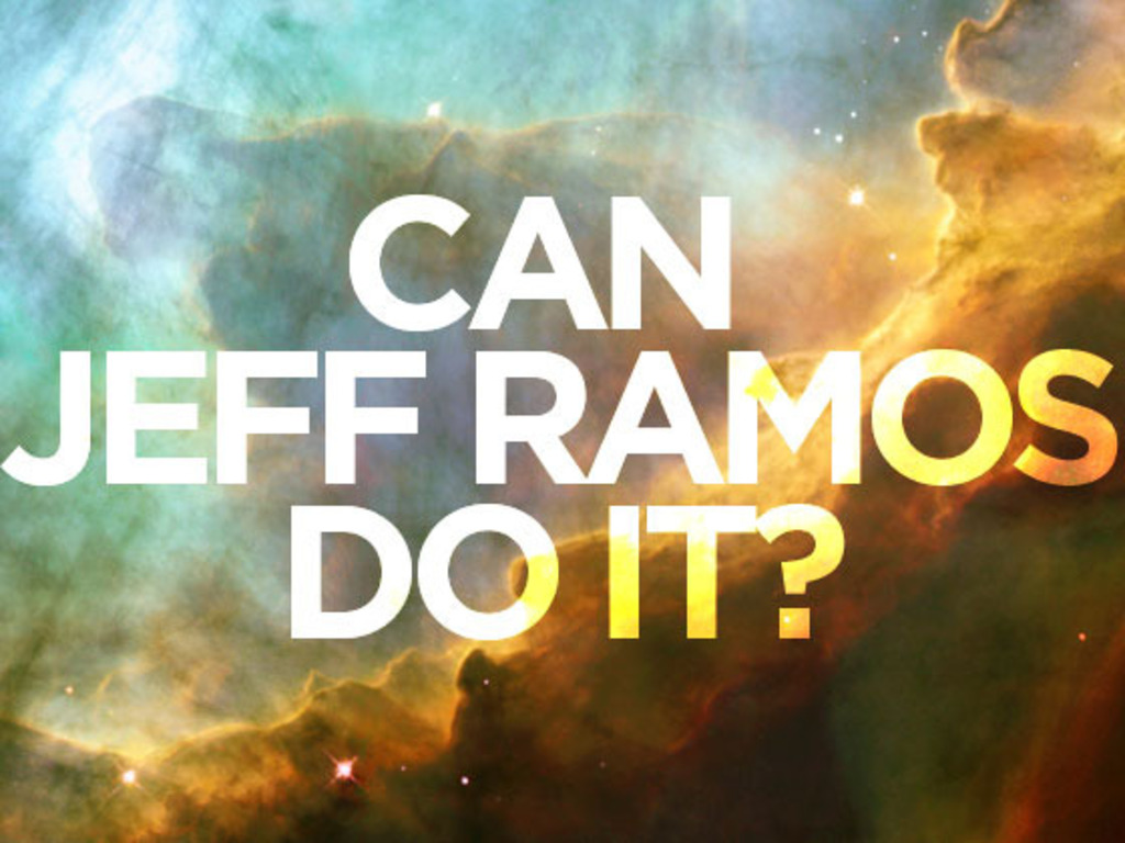 """Can Jeff Ramos Do It?"" Season 01's video poster"