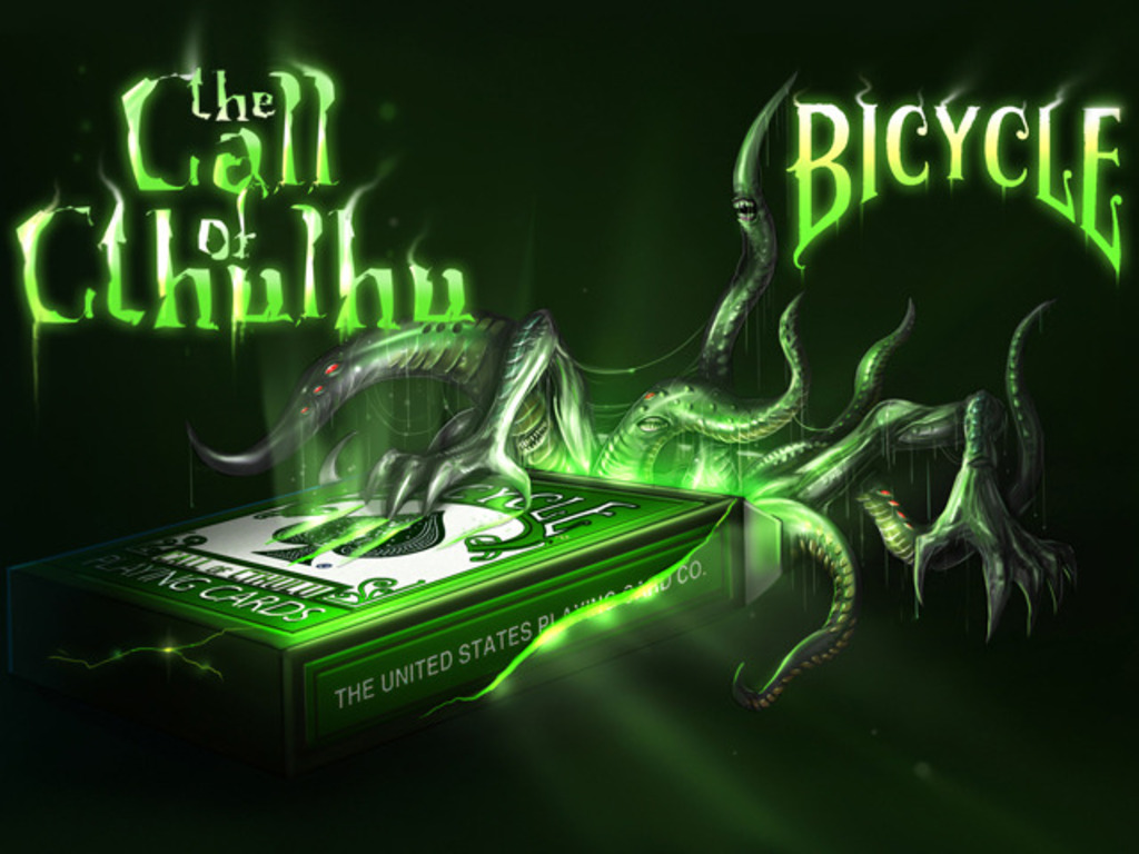 Cthulhu Playing Cards's video poster