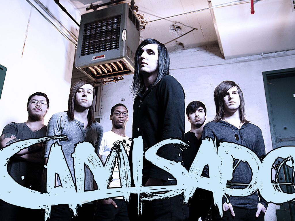 """Camisado - """"Faceless"""" Record Production's video poster"""