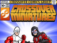 Crossover Miniatures - Super Hero Minions in Miniature