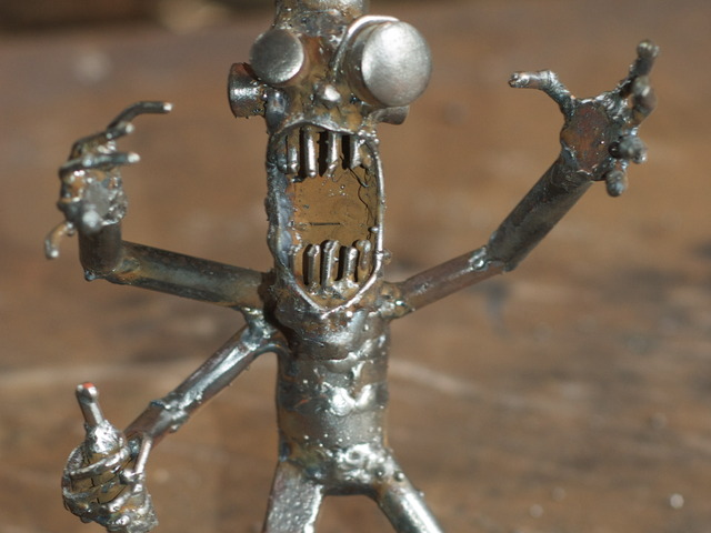 Toys are us a crowd driven art project by zac shavrick kickstarter - Simple metal art projects ...