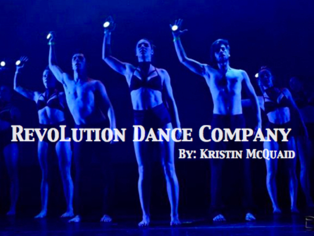 RevoLution Dance Company's video poster