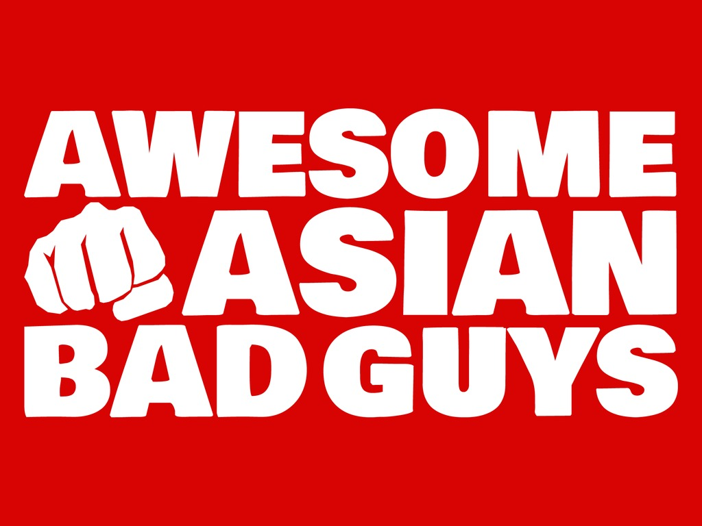 Awesome Asian Bad Guys's video poster
