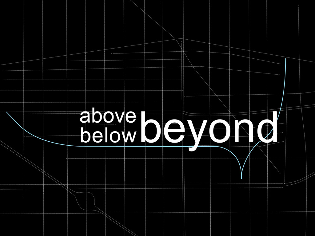 above l below l beyond ::: futures for a former railroad's video poster