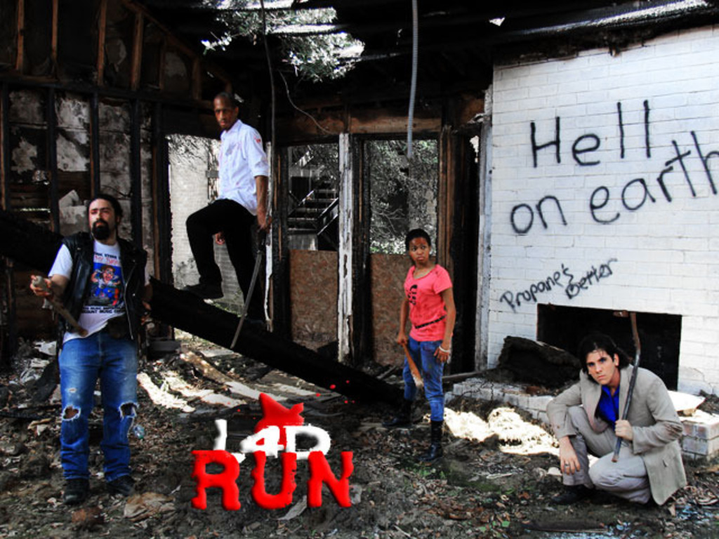 L4D RUN - Left 4 Dead Short Film Video Project's video poster