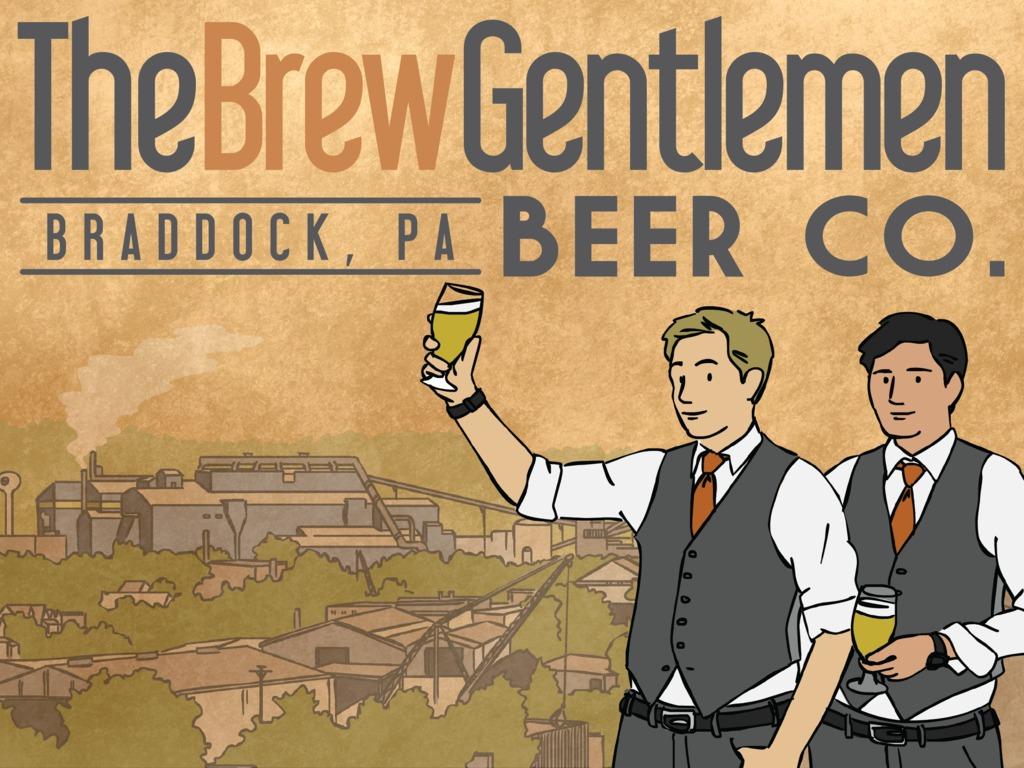 The Brew Gentlemen Beer Co.'s video poster