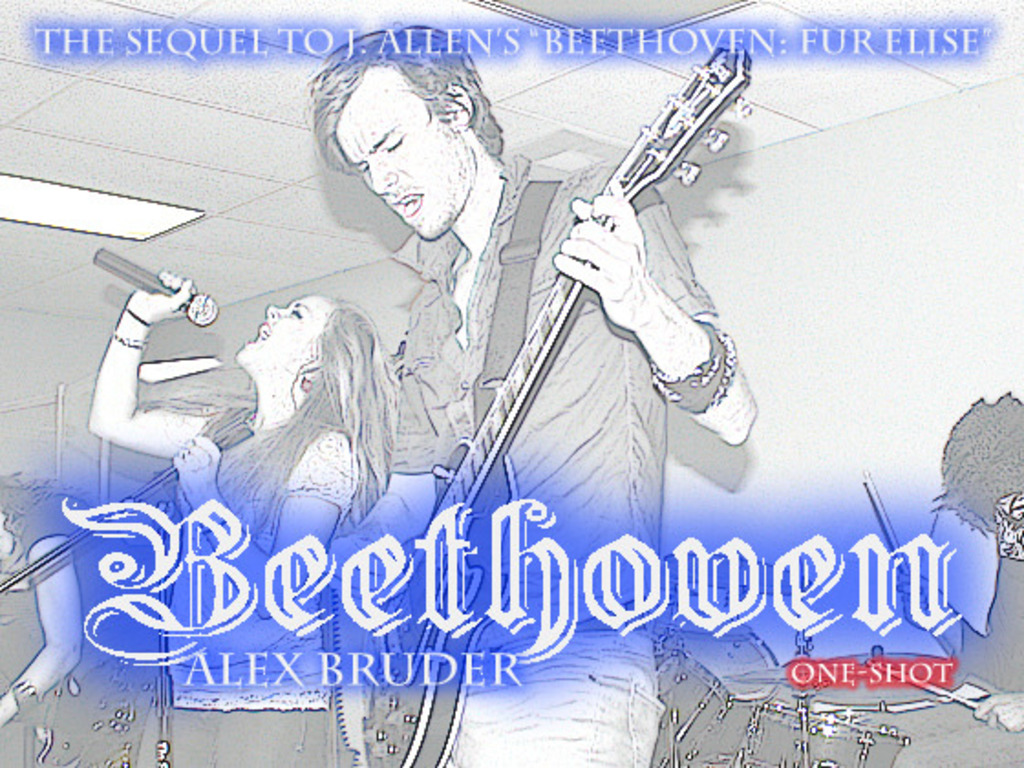 Beethoven Comic, Book Two (with Leviathan Myth CD)'s video poster
