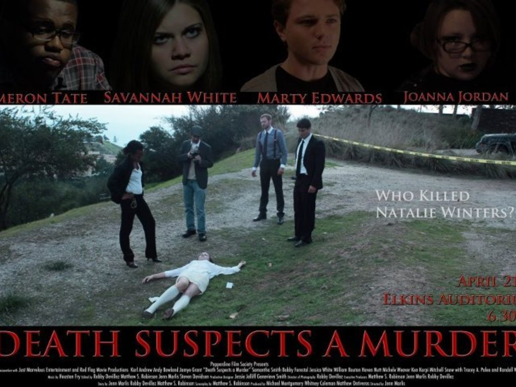 Death Suspects a Murder - Film Festivals and DVDs's video poster