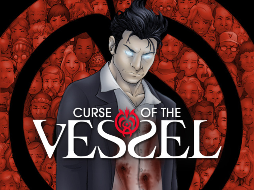 CURSE of the VESSEL #1 PRE-ORDER's video poster