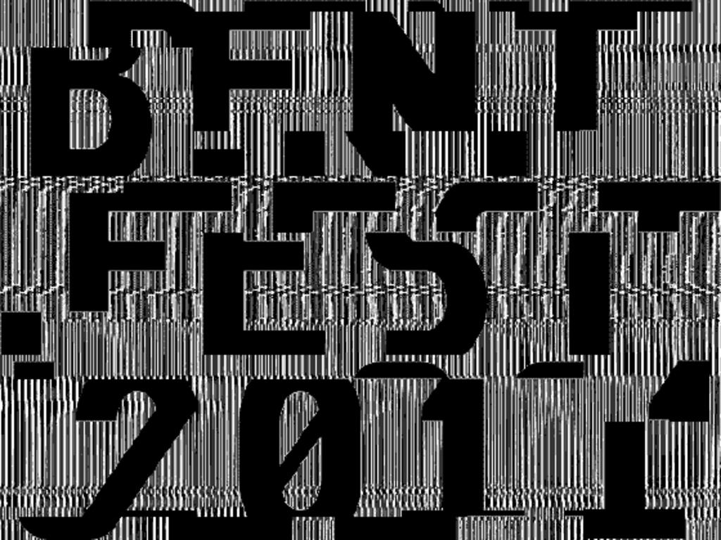 Bent Festival 2011's video poster