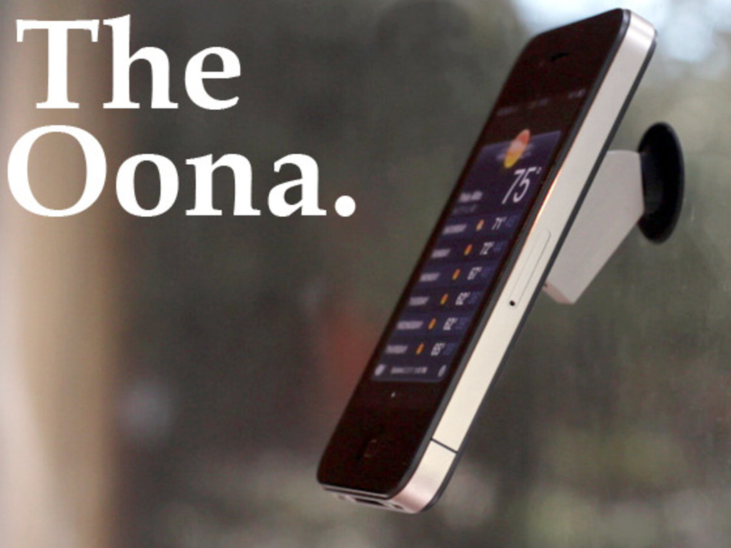 The Oona: Whatever You Need It To Be's video poster