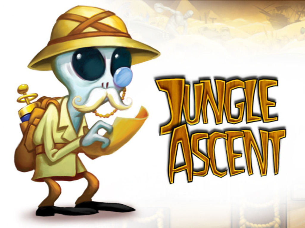 Jungle Ascent's video poster