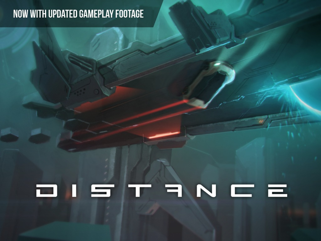 Distance - A Next Generation Arcade Racer's video poster