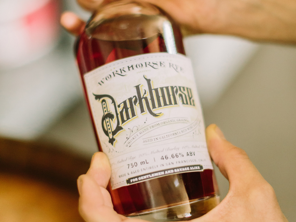 Workhorse Rye: Redefining Whiskey & Bitters!'s video poster