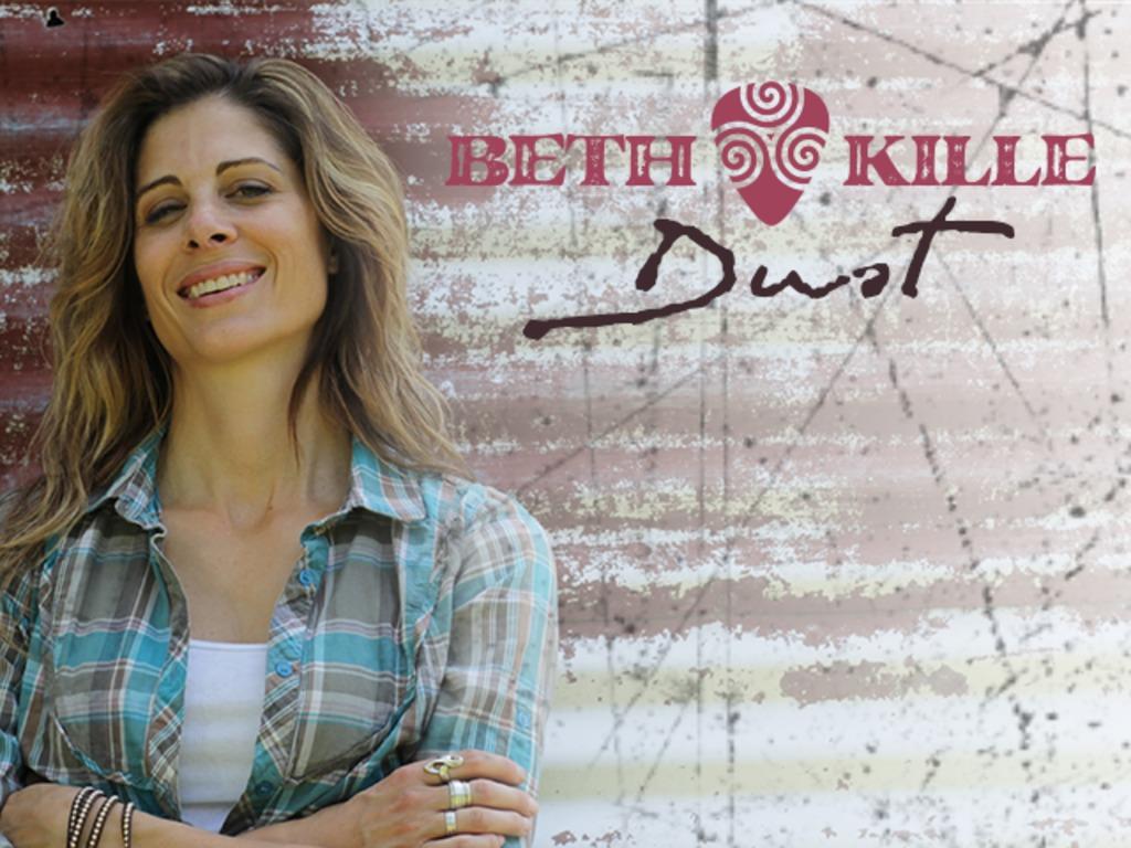 """Beth Kille's New CD """"Dust""""'s video poster"""
