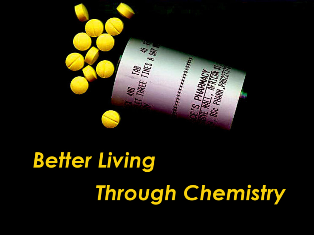 """Better Living Through Chemistry"" (Short Film)'s video poster"