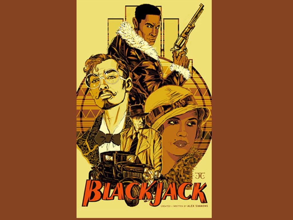 BLACKJACK RETURNS: The New Adventures of Arron Day's video poster