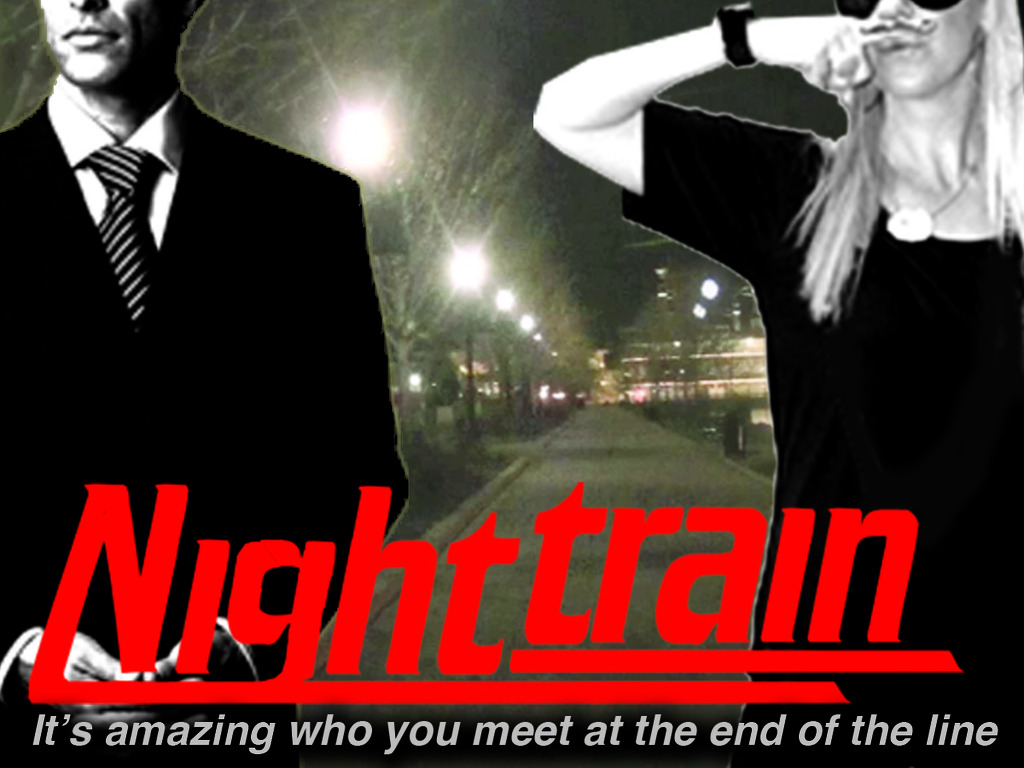 """Support our film """"Night Train""""'s video poster"""