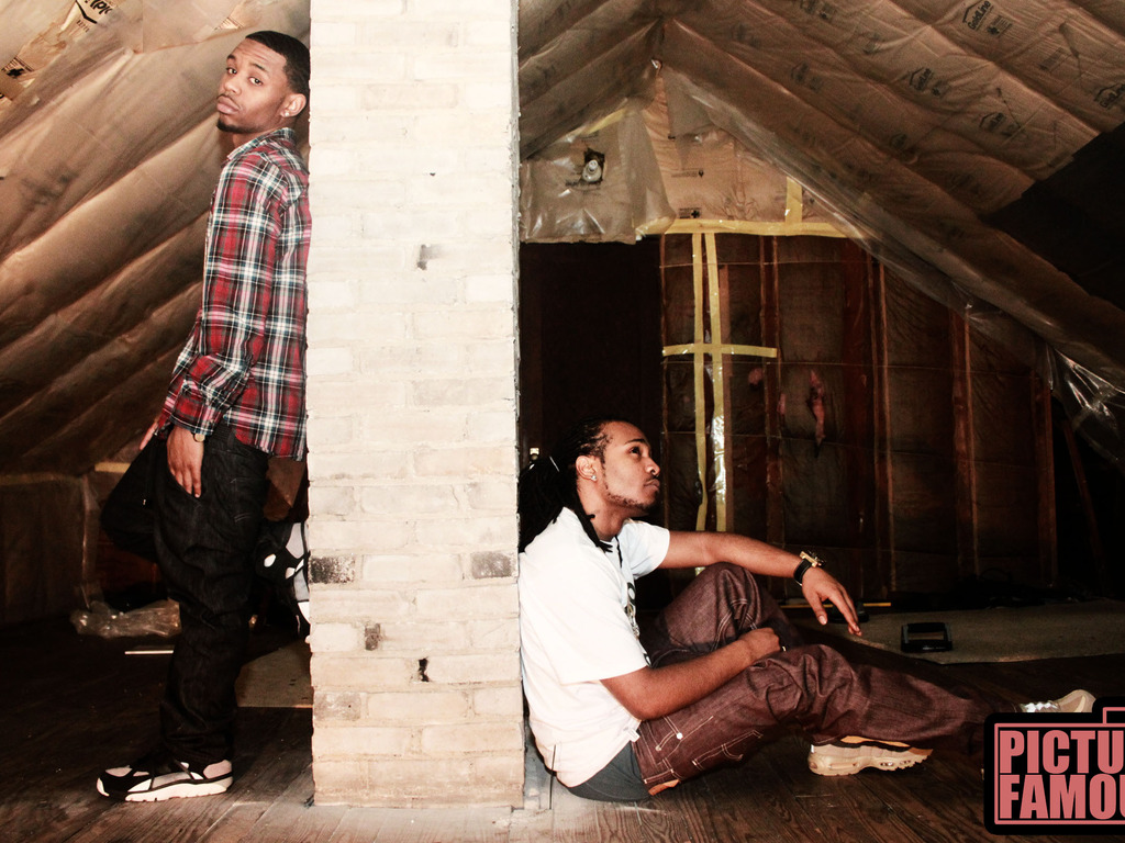 """R&B Duo """"716 XIDUS"""" Works On """"Promo Mixtape"""" and """"Album""""'s video poster"""