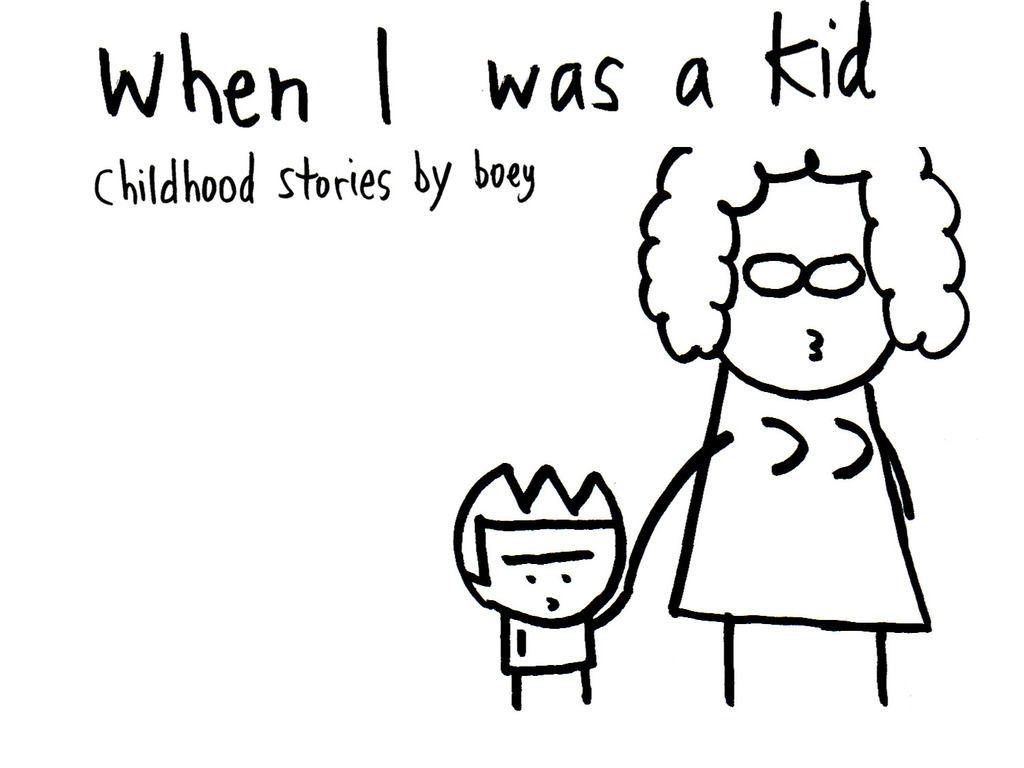 When I was a kid: Growing up in Malaysia's video poster
