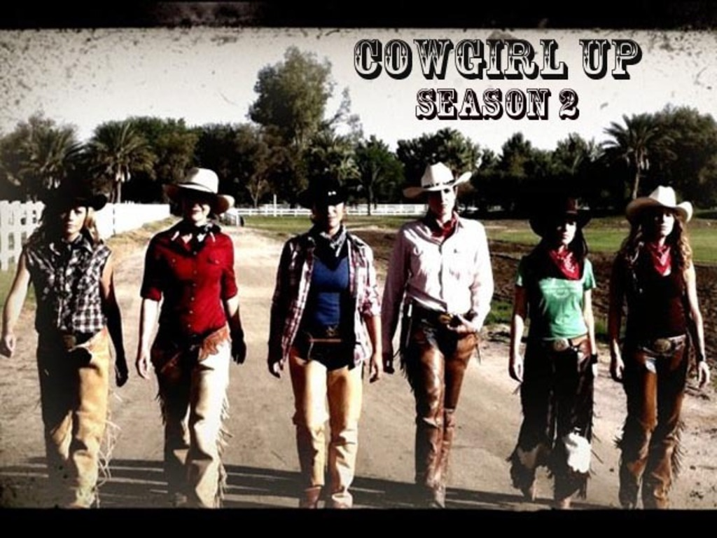 Cowgirl Up: Season 2!'s video poster