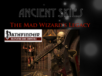 Ancient Skies Adventure Series for Pathfinder