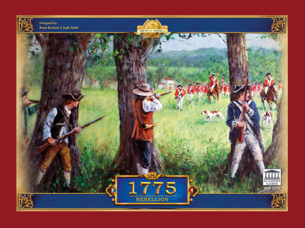 1775 - Rebellion  (Birth of America Series)'s video poster