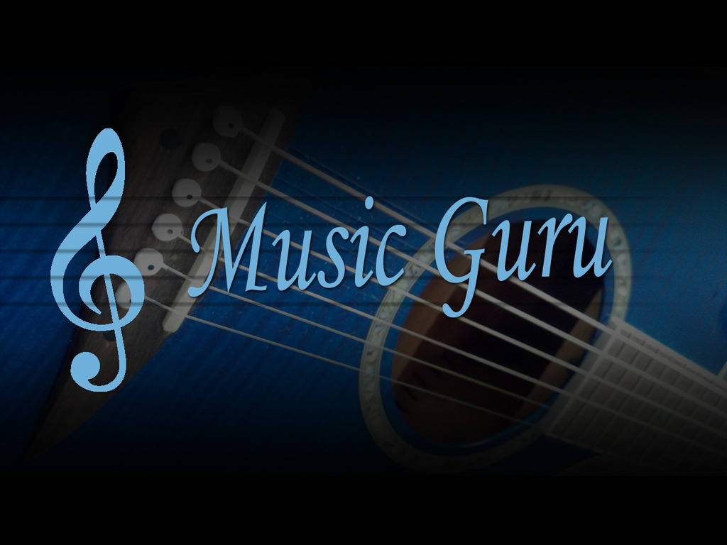 Music Guru's video poster
