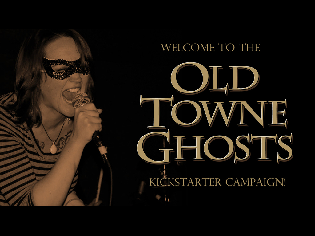 Old Towne Ghosts Limited Edition Vinyl Release's video poster