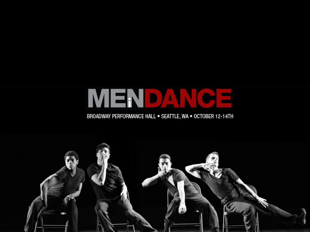 "BARE Dance Company travels to Seattle for ""Men in Dance""'s video poster"