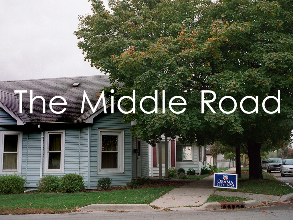 The Middle Road's video poster
