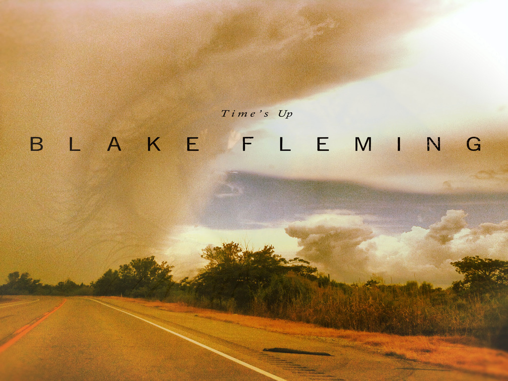 "Blake Fleming's debut percussion odyssey, ""Time's Up""'s video poster"