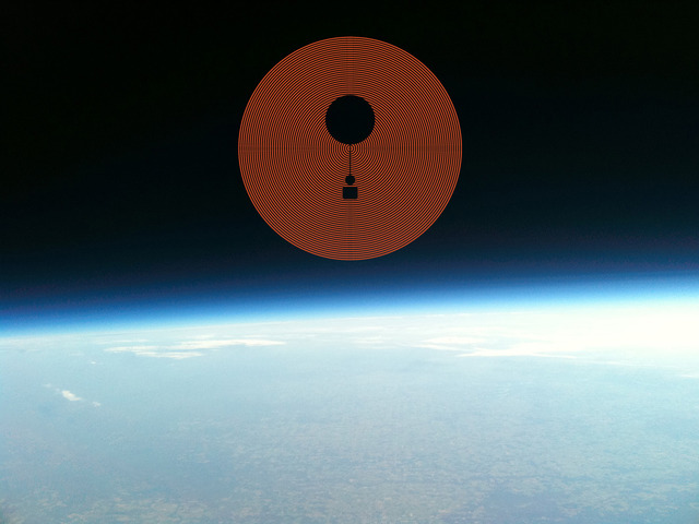 BESPIN - Weather Balloon Space Exploration by Jamey Erickson
