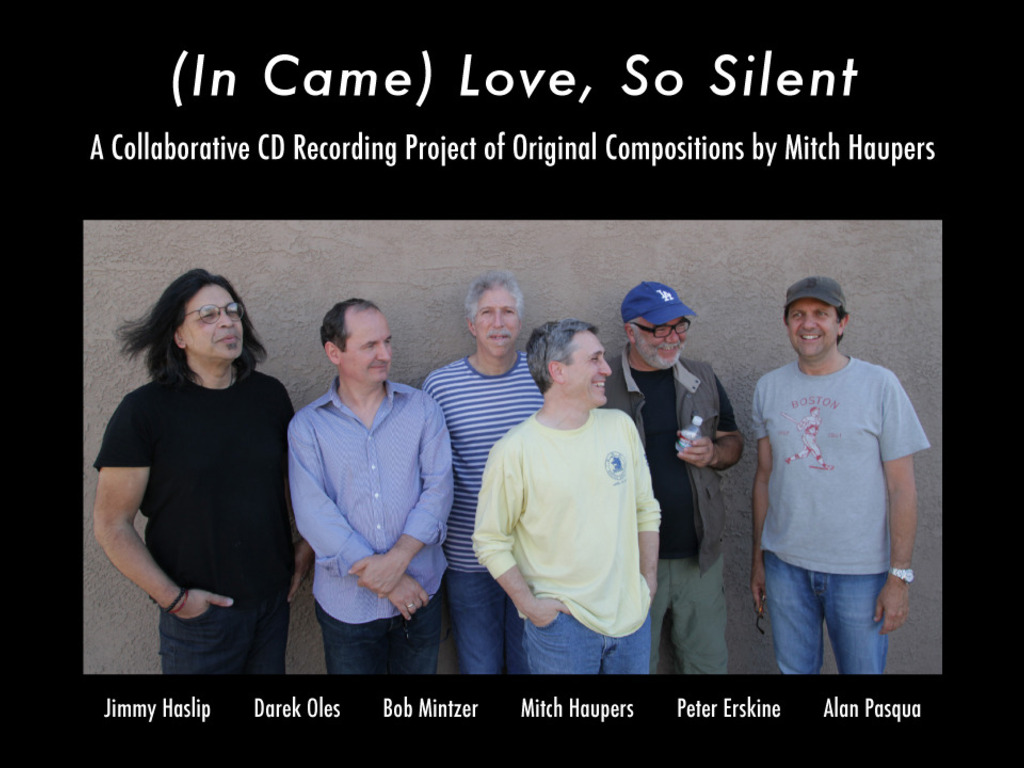 (In Came) Love, So Silent: A Collaborative Recording Project's video poster