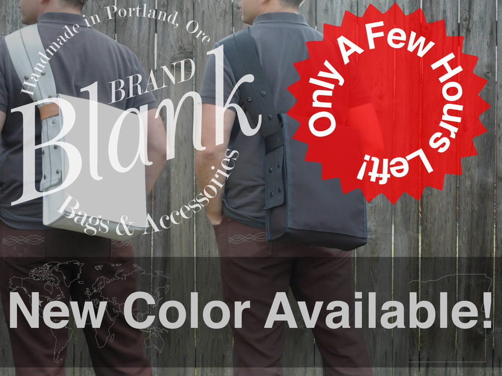 BLANK Brand Bags & Accessories's video poster