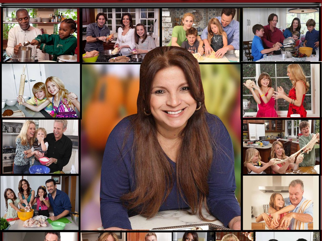 Cooking with Ellamarie, Celebrities, and Kids's video poster