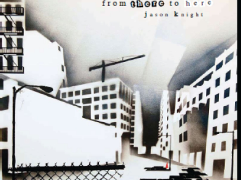 Jason Knight: From There To Here's video poster