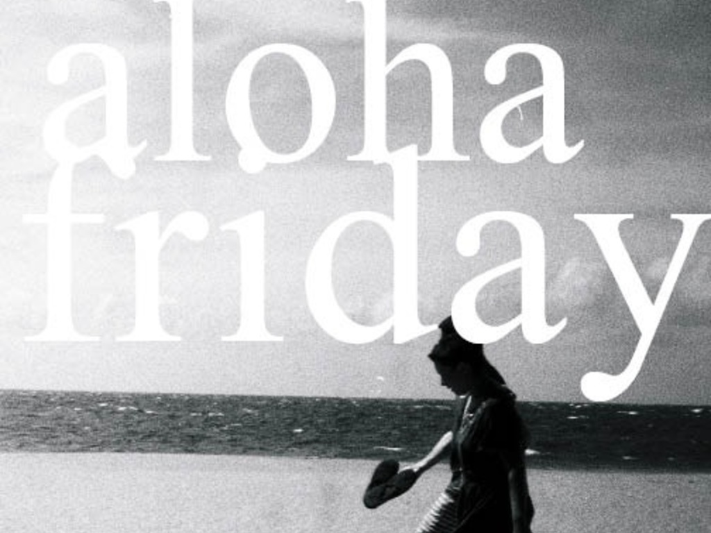Aloha Friday #3's video poster